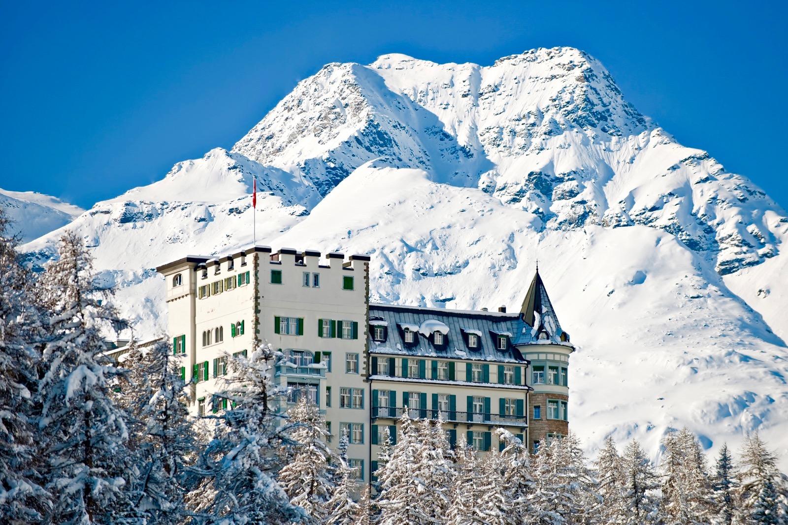 Hotel Waldhaus Sils | Engadin | Magazin Zürich