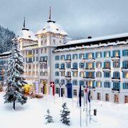 Hotel Kempinski | St. Moritz | Magazin Zürich