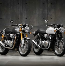 In Love with Triumph