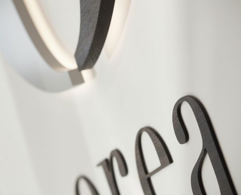 Orea-Küchen, Logo