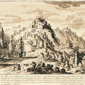 Wie die Burg Baldern fiel
