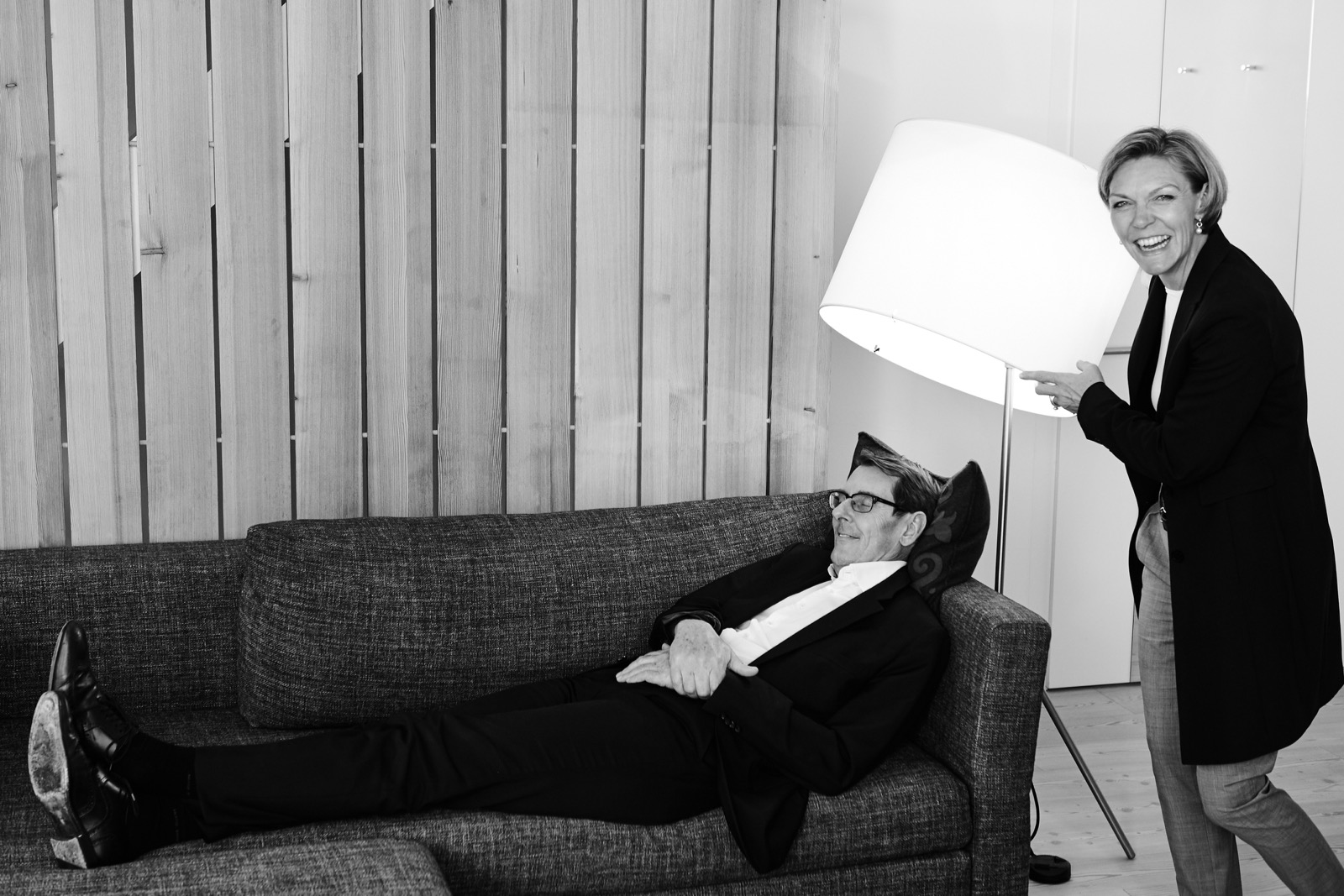 Claudine und Andreas Züllig | Hotel Schweizerhof | Magazin Zürich