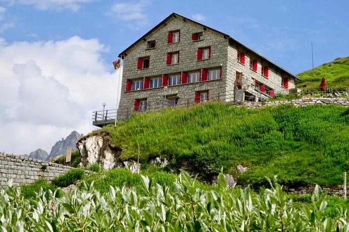 Berghaus Oberaar | Grimselwelt | Magazin Zürich