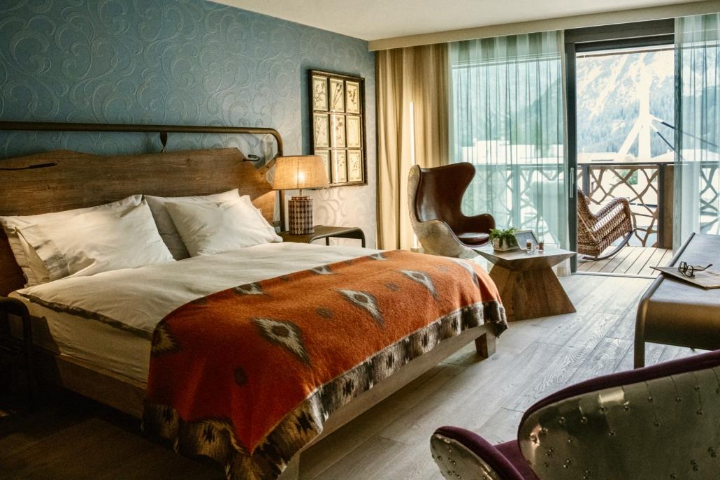 Hotel Valsana | Arosa | Magazin Zürich
