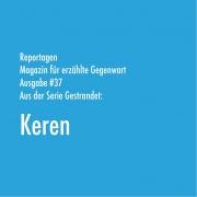 Keren | Aus der Serie Gestrandet | Magazin Zürich