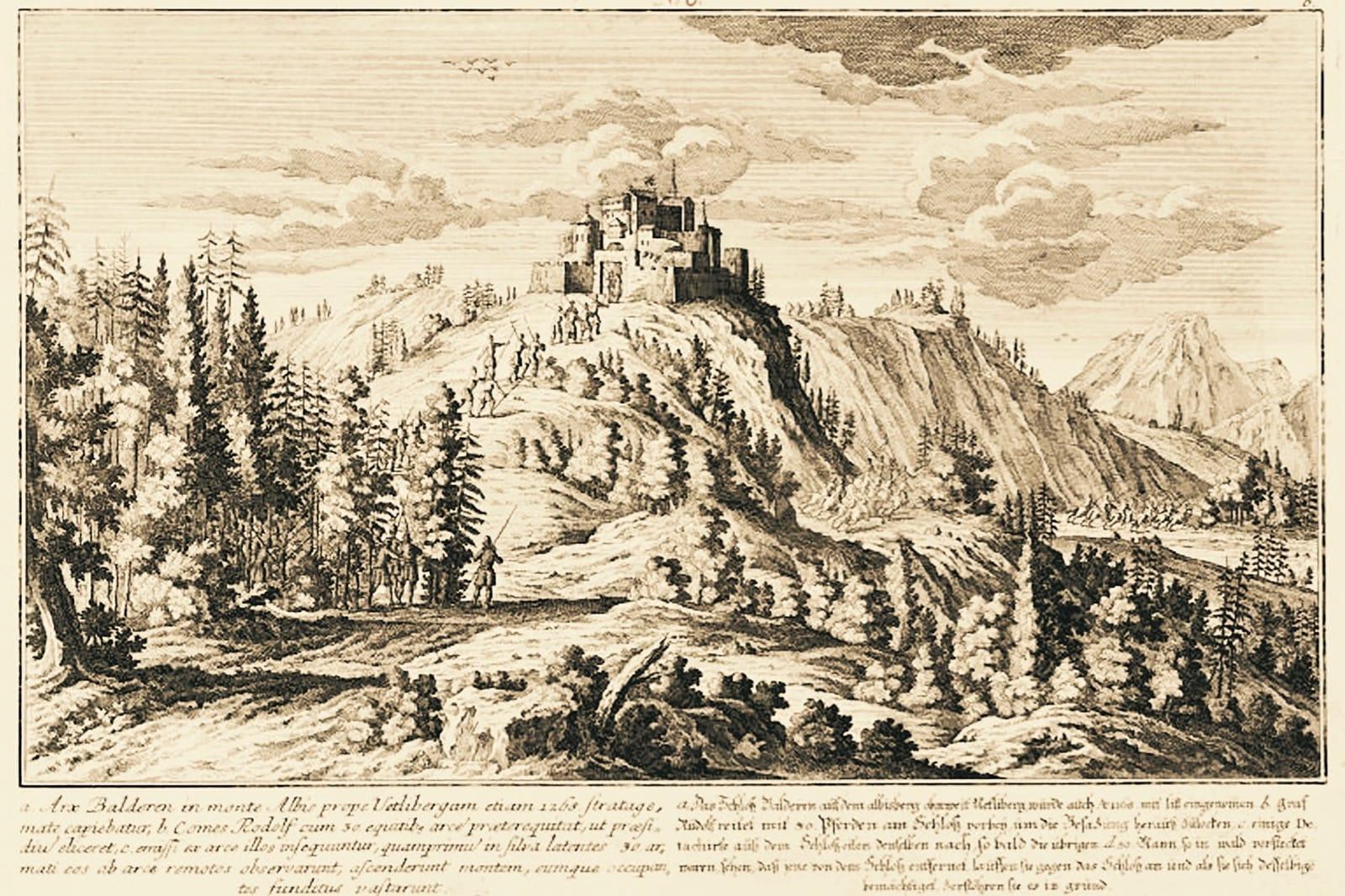 Wie die Burg Baldern fiel | Feuilleton | Magazin Zürich