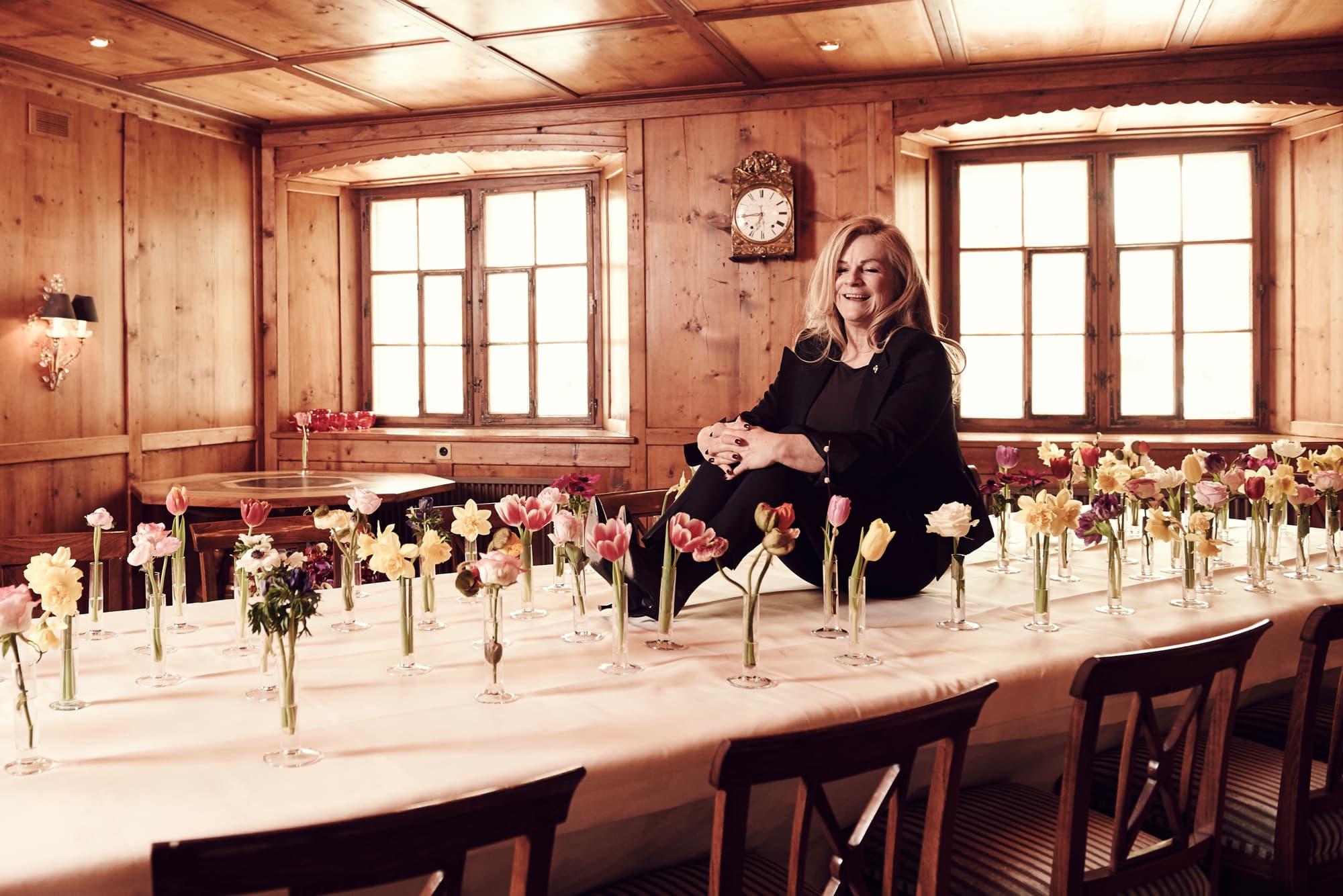 Iris Petermann | Weiss Kreuz Malans | Magazin Zürich