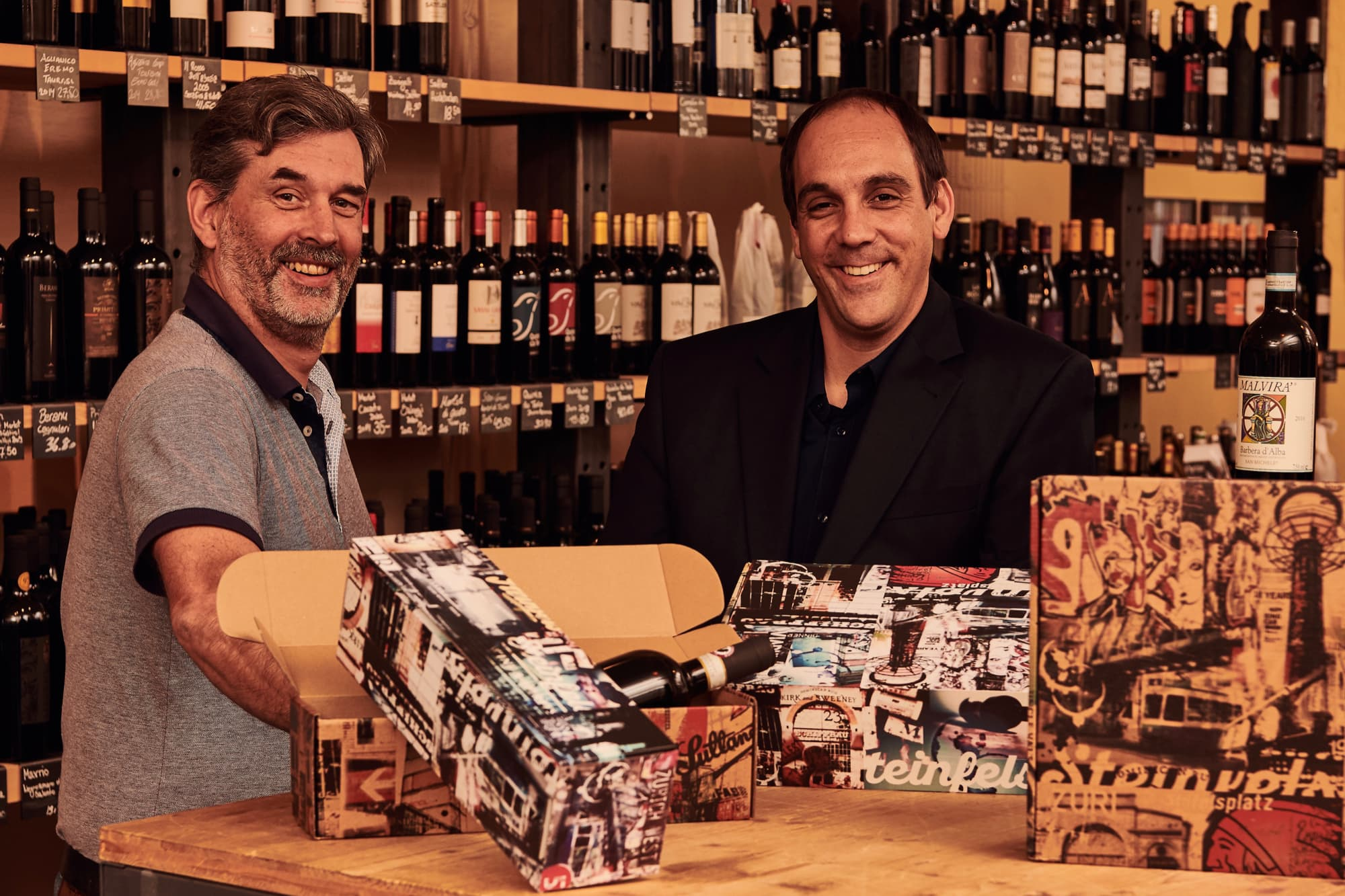 Steinfels Wine & Spirits | Bourquin SA | Magazin Zürich