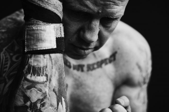 Patrik Wolf | Invictus Training | Magazin Zürich