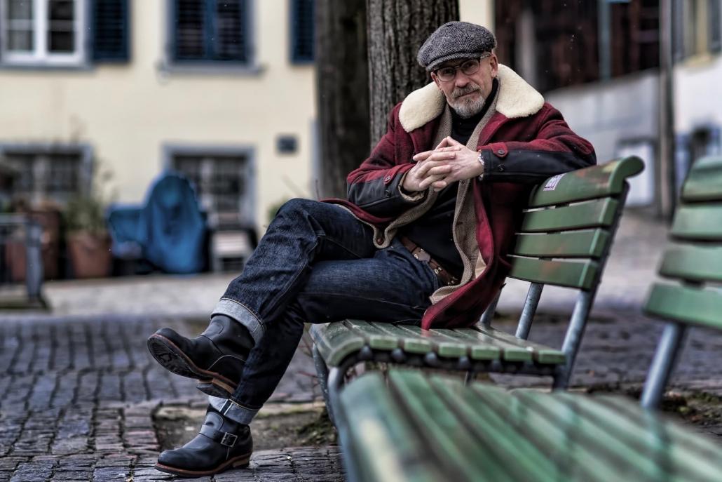 Urs Blöchliger | Publizist | Magazin Zürich