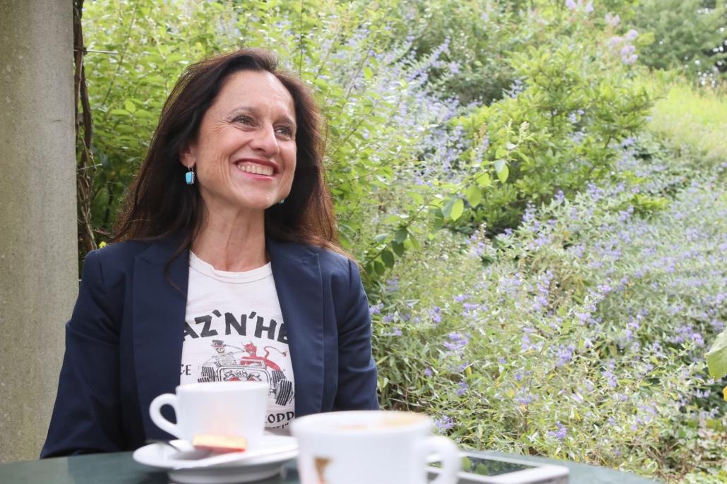 Béatrice Knöpfel | Infoteam | Magazin Zürich