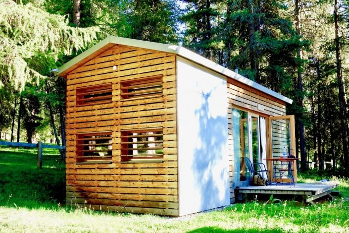 Camping Gravatscha | Samedan | Magazin Zürich