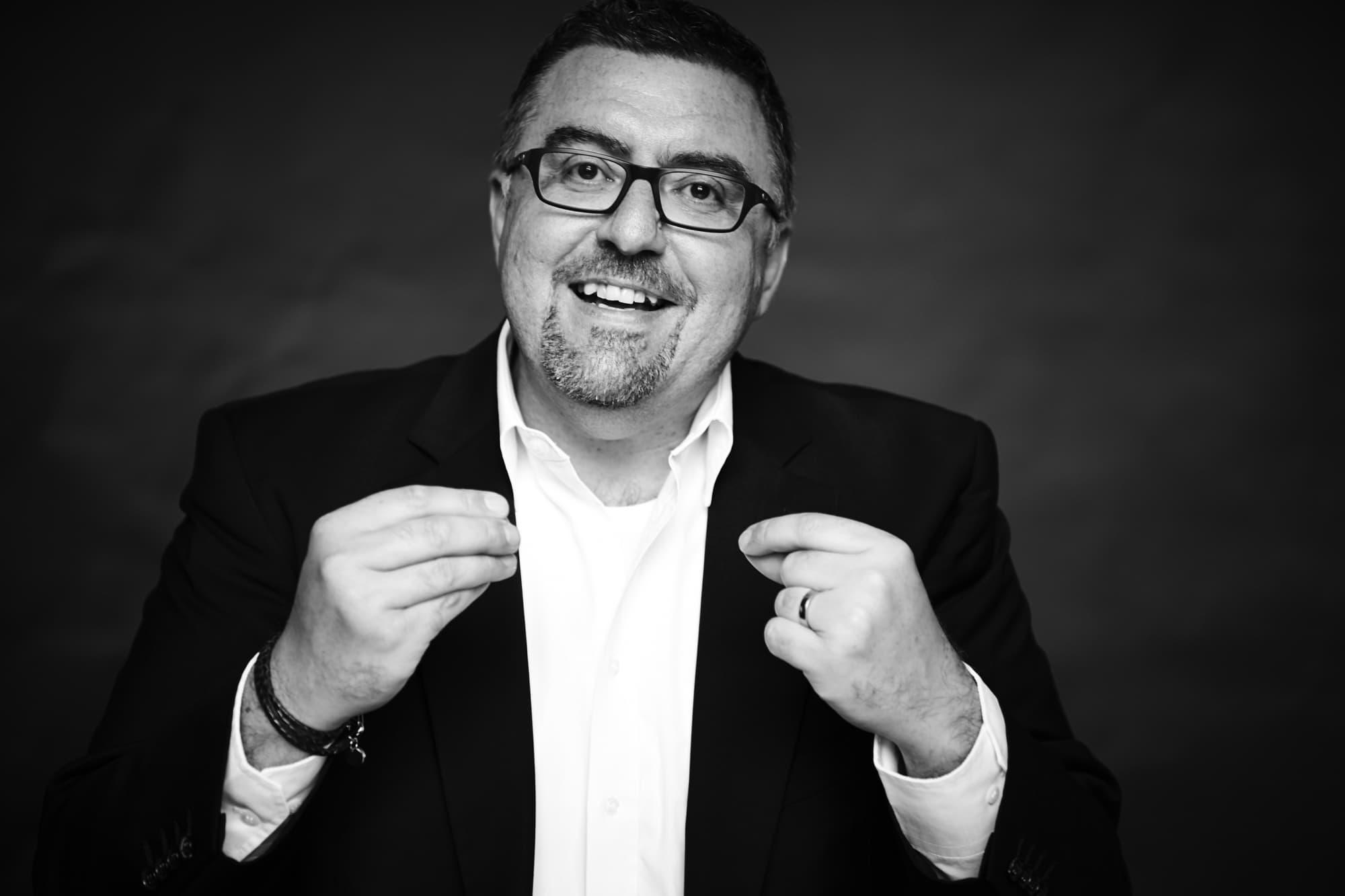 Antonio Lionti | CEO | Magazin Zürich