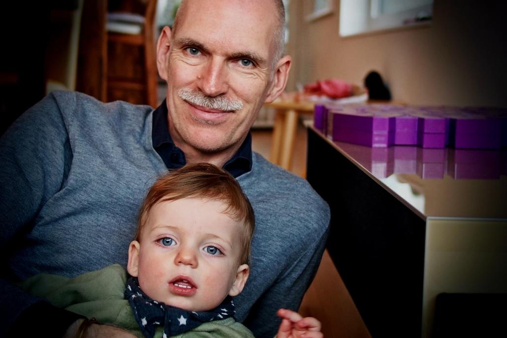 Mark van Huisseling | Mann Baby Mann | Magazin Zürich